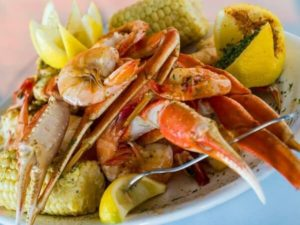 Alaskan Snow Crab & Shrimp